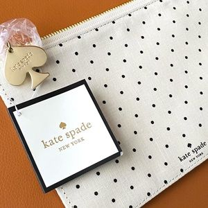 🆕 ♠️ Kate Spade Pouch - Pencil | Cosmetic